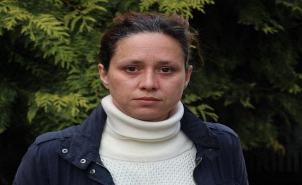 periodista francesa Sophie Nivelle Cardinale